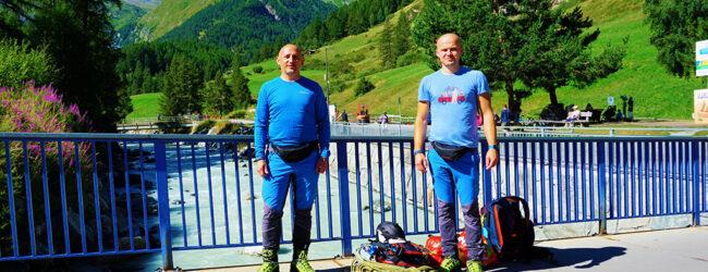 Otočani Piršljin i Krznarić u drami na vrhu Matterhorn 4.478 mnv