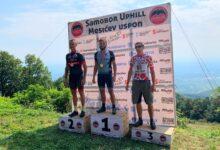 Hrvoje Mudrovčić drugu godinu zaredom državni prvak u MTB usponu!