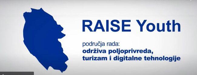 Projekt RAISE Youth: Uspješno završena I. faza razvoja poduzetništva nezaposlenih mladih u Lici