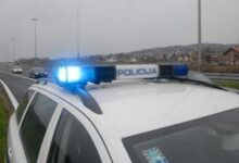 Rezultati policijskih akcija u prometu tijekom proteklog vikenda