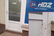 Od HDZ-ovih obećanja za bolji Otočac ostala je samo paučina na vratima