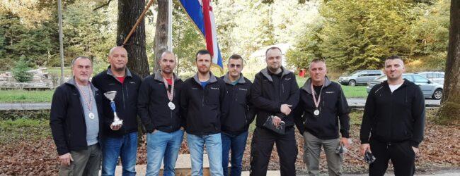 """Strijelci Streljačkog kluba """"Fortica"""" na pobjedničkom postolju, Denis Mrla osvojio zlato!"""