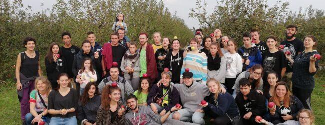 Volonterski kamp Europskih snaga solidarnosti u Velikom Žitniku i na Braču