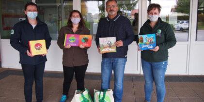 Donacija NP-a Plitvička jezera dječjim vrtićima i osnovnim školama
