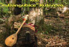 """Novi CD KUD-a """"Dangubice"""" Kuterevo"""