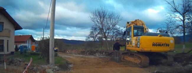 Započela izgradnja ulice Kralja Tomislava