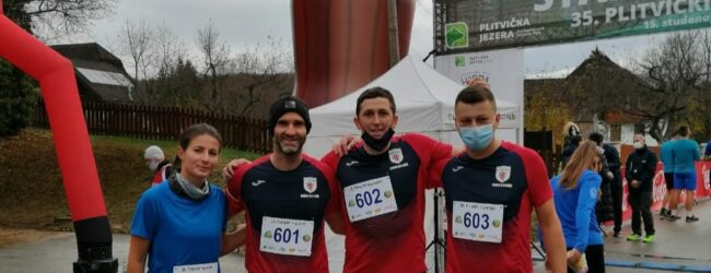Zapažen nastup Sportskog kluba Otočac na 35. Plitvičkom maratonu
