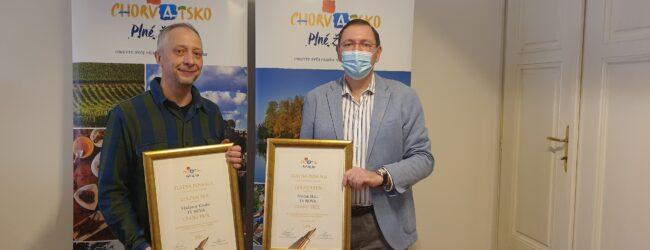"""Dodijeljene nagrade Hrvatske turističke zajednice """"Zlatna penkala"""""""