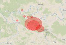 Dva jača potresa kod Petrinje, osjetio se je u cijeloj središnjoj Hrvatskoj