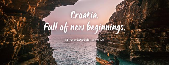 "HTZ pokrenuo novu kampanju ""Croatia Full of New Beginnings"" na 15 tržišta"