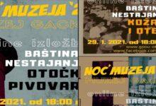 Pet online izložbi Muzeja Gacke u digitalnoj Noći muzeja