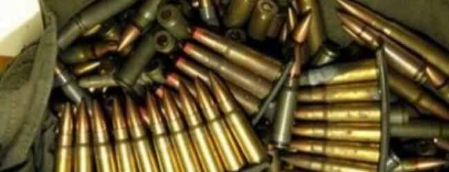 Dragovoljno predao 156 komada detonatorskih kapisli i jedan komad streljiva