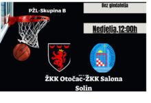 U nedjelju otočke košarkašice dočekuju Solinjanke