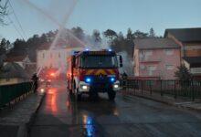 Stiglo novo vatrogasno vozilo za otočke vatrogasce