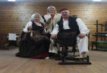Članovi FD-a Otočac GPOU-a Otočac sudjelovali na prezentaciji narodnih nošnji u sklopu Zimske škole folklora