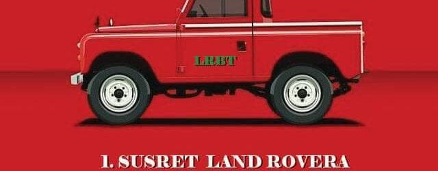Susret ljubitelja Land Rover terenskih vozila održati će se u Otočcu