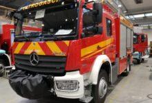 Stiže novo navalno vozilo za otočke vatrogasce