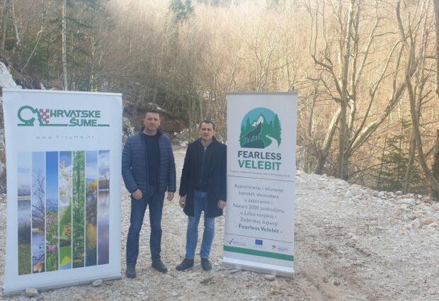 Uz pomoć Europskih sredstava ponovno BEZ STRAHA na Velebit! Razminirano 1645,23 ha na Velebitu