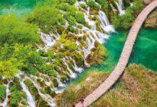 Plitvička jezera na naslovnici američkog ASTA Vodiča