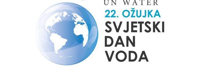 Danas se obilježava Svjetski dan voda