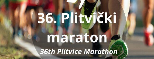 Otvorene prijave za 36. Plitvički maraton
