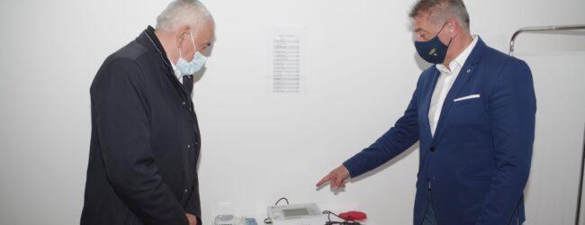 Milinović i Kostelac na otvaranju odjela fizikalne medicine: I dalje ćemo ulagati u poboljšanje zdravlja naših sugrađana