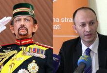 Najjača podrška do sada: Sultan od Bruneja dolazi u Gospić podržati Ernesta Petryja