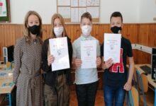 Otočki osnovnoškolci sudjelovali na nacionalnoj razini kviza znanja i kreativnosti