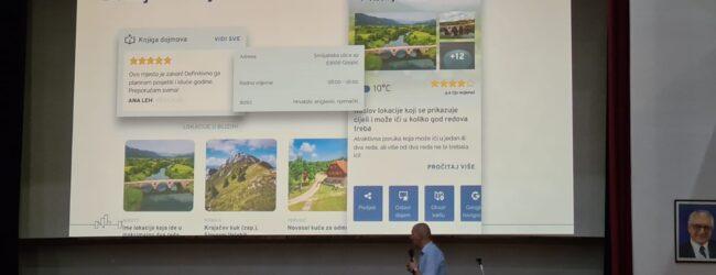 Predstavljena turistička mobilna aplikacija Explore Lika