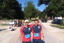 Članovi Sportskog kluba Otočac sudjelovali na trail utrci BOŠT 2021.
