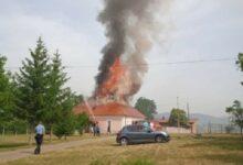 Izgorio Župni ured u Sincu