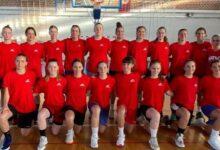 Hrvatska košarkaška reprezentacija U-14 trenira u Otočcu