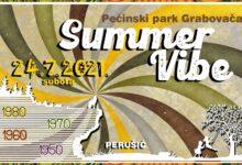 Festival Summer Vibe ponovno na Grabovači