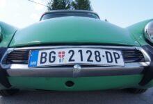 Započeo 1. susret povijesnih vozila Ferdinand Budicki