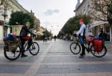 Otočani Milan Krznarić i Stipe Piršljin biciklima do daleke Rumunjske