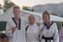 Dvije nove medalje za Taekwondo klub Gacka
