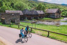 Biciklistička ruta Krasno polje – Vrila Gacke  na popisu ruta Europske biciklističke federacije