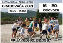 Tradicionalna ljetna škola i škola jezika na Grabovači