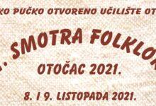 Program 21. Smotre folklora Otočac 2021