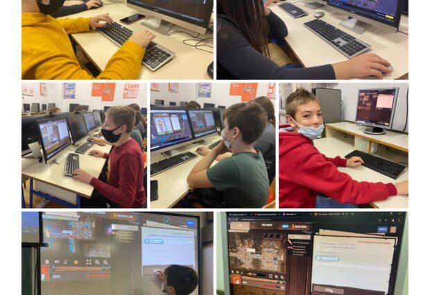 Obilježen Europski tjedan programiranja u Osnovnoj školi Zrinskih i Frankopana Otočac
