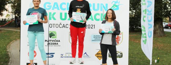 Tea Faber, Renato Sertić, Magdalena Čujko i Danijel Peček najbolji na 6. Trku uz Gacku